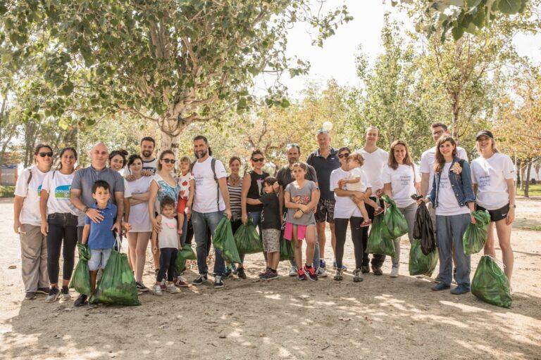 Acción Voluntariado | Recogida Residuos Playa